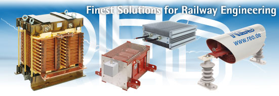 REO - Finest Solutions for Railway Engineering